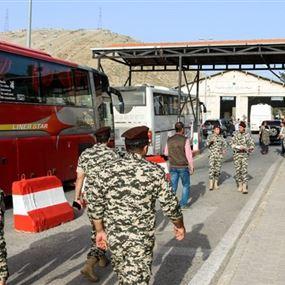 تهريب ارهابيين من داعش والنصرة إلى لبنان