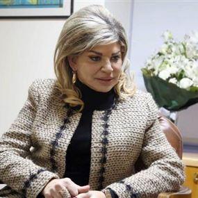 بعد التحريض على قتلها.. مي شدياق تنبّه ديما صادق