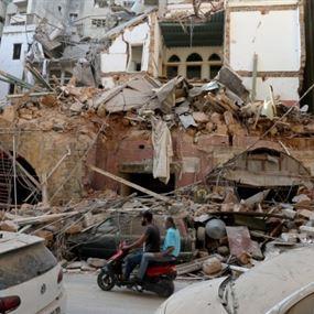 للمتضررين من إنفجار مرفأ بيروت.. هذا ما عليكم فعله