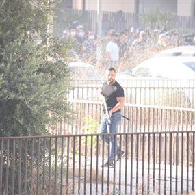 بعد قوى الأمن الجيش يحسمها.. مطلق النار ليس من عديدنا!