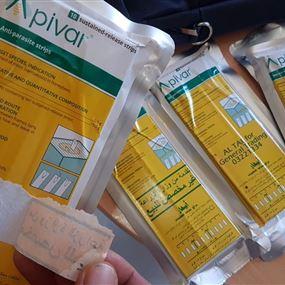 بالصورة: أدوية تالفة تباع في الأسواق اللبنانية