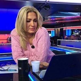 وفاة الإعلامية نجوى قاسم