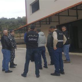 سرقة في حرم المدرسة الوطنية الارثوذكسية