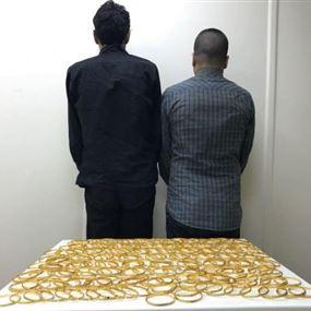 بالجرم المشهود.. عصابة محترفة لترويج الذهب المزيف
