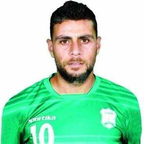 اللاعب محمد عطوي يفارق الحياة بعد إصابته برصاصة طائشة