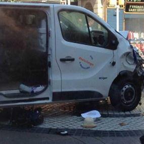 عدد من القتلى في عملية دهس في برشلونة