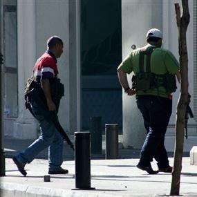 عمليات أمنية لمجموعة حزبية في المتن وبيروت وكسروان
