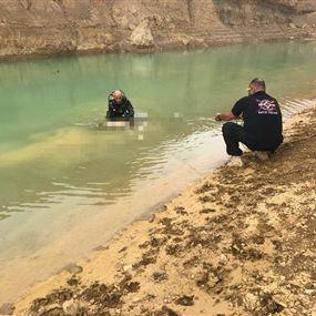 انتشال جثة شاب قضى غرقا في فالوغا