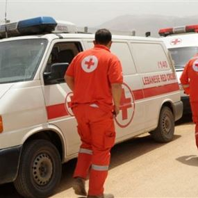 إصابة عائلة من 6 أفراد في حادث على أوتوستراد الزهراني!