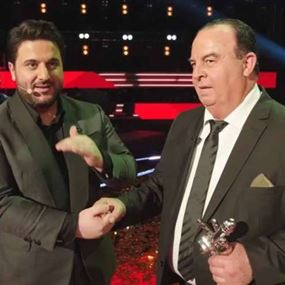 عبدو ياغي يفوز بلقب ذا فويس سينيور