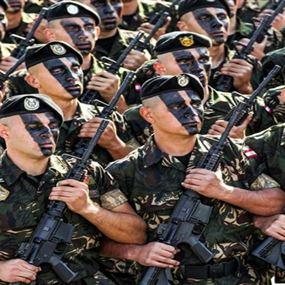 بالأسماء.. هذه هي التعيينات العسكرية التي أقرّت اليوم