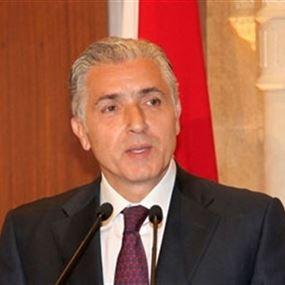 رئيس بلدية بيروت عرض سبل التعاون مع زاسبكين