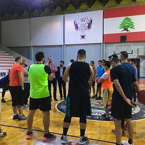 تظاهرة شبابيّة عكّاريّة في جونية سببها نادي القبيّات الرياضيّ