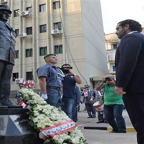 الحريري بذكرى استشهاد الحسن: نعاهدك بإكمال الطريق لإحقاق الحق