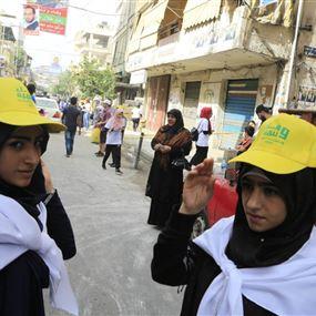 تعبئة إنتخابية ضد حزب الله