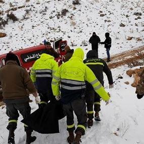كارثة الصويري تابع.. العثور على جثة سورية جديدة