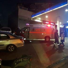 أربعة جرحى اثر حادث سير في عاريا