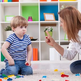 5 شروط لتعاقبي طفلك