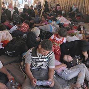 أهالي كفررمان يشكون من النازحين السوريين