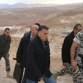 اللواء عباس ابراهيم في مهمة جديدة!
