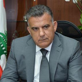 اصابة اللواء عباس ابراهيم بفيروس كورونا