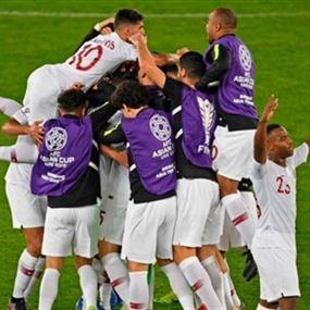 قطر بطلة آسيا لأول مرة في تاريخها