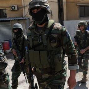 عملية أمنية سرية لمخابرات الجيش اللبناني