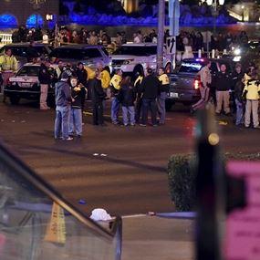 قتلى وحالات حرجة بإطلاق نار في حفل بلاس فيغاس (فيديو)