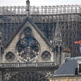 ملياردير فرنسي يتبرع بـ100 مليون يورو لترميم كاتدرائية نوتردام