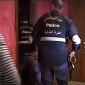 كاد أن يقتل أحد عناصر الشرطة القضائية دهساً!