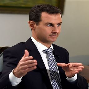 كيف علّق الرئيس السوري على التظاهرات في لبنان؟