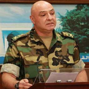 العماد عون: حقوق العسكريين ومكتسباتهم أولويّة بالنسبة لنا