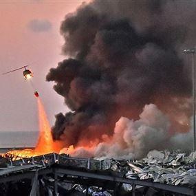 قائد عملية فجر الجرود يفنّد الاحتمالات وراء انفجار مرفأ بيروت