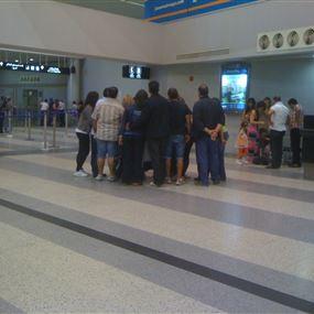 أراد السفر عبر مطار بيروت وبحوزته حشيشة الكيف!