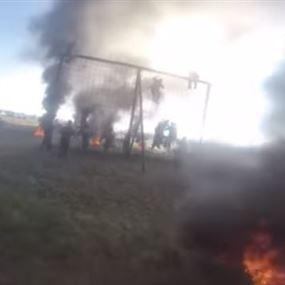 بالفيديو.. ما لا تعرفه عن معسكر عرمان للتدريب