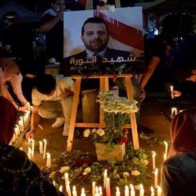 تخلية سبيل الضابط الموقوف في مقتل علاء ابو فخر