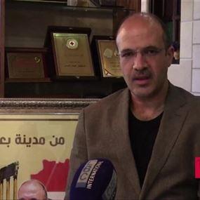 وزير الصحة: رقم الاصابات اليوم سيكون الرقم الذروة