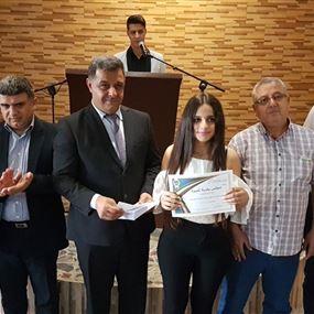 بلدية تلبيرة كرمت الناجحين في الشهادات الرسمية والجامعية