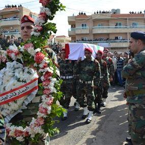 مهرُ زواجه قتل عريف في الجيش اللبناني!