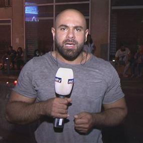 حسين خريس خارج MTV: حولوني الى إرهابي!