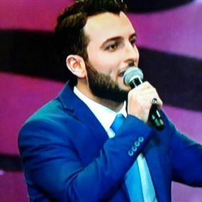المُنشد اللبناني وليد علاء الدين يقترب من اللقب
