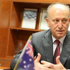 ريفي: معطياتي تؤكد ان باسيل هو الفاسد الأول في لبنان