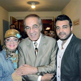 حقيقة وفاة الفنان الكبير محمود ياسين بعد اسعافه فجراً!