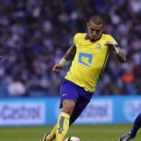 الباراغوياني أيالا يطالب النصر بمستحقاته المتأخرة