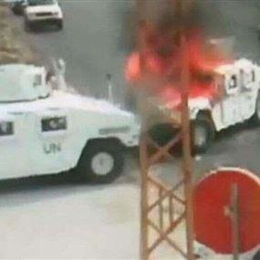 فوكس نيوز تنشر فيديو لعمليّة ضد اليونيفيل وتزعم أن حزب الله نفذها