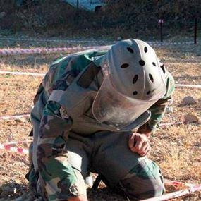 فتيات دخلن معترك نزع الألغام في الجيش اللبناني (فيديو)