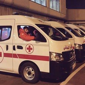 700 مسعف و170 سيارة إسعاف في جهوزية ليلة رأس السنة