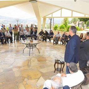بلديّة بزبينا تشكر حبيش على دعمه في إقرار توليد الطاقة الشمسية