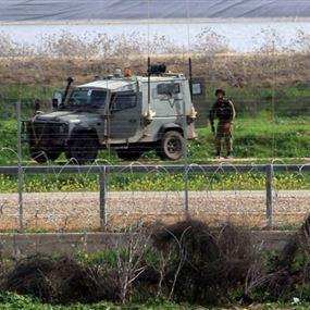 اقترب من السياج الحدودي في خراج ميس الجبل ثم اختفى