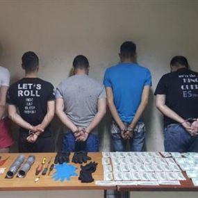 عصابة محترفة لسرقة السيارات نفذت أكثر من 40 عملية